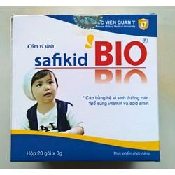 cốm ăn ngon safikid bio
