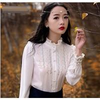 Áo sơ mi nữ thời trang cao cấp 2016 - K1003