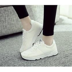 Giày thể thao nữ phong cách Hàn Quốc cá tính TT003T