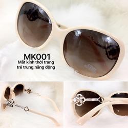 Mắt kính thời trang tạo phong cách riêng cho bạn gái-MK001