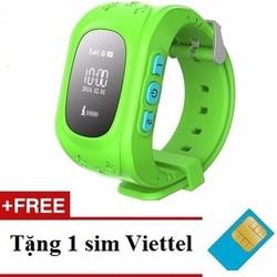 Đồng hồ định vị GPS trẻ em