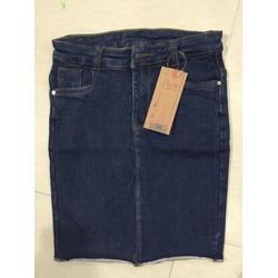 Váy body Jeans hàng xuất khẩu mặc đi chơi, đi làm CV79