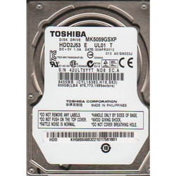 Ổ cứng Laptop HDD Toshiba 500GB - 2.5