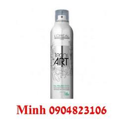 Mousse  Tecni Art Full Volume Extra  tạo nếp tóc 250ml
