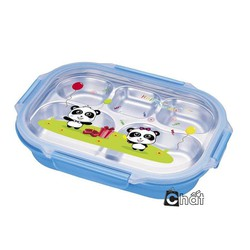 Hộp Cơm 5 Ngăn Happy Panda
