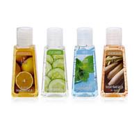 Bộ 4 chai gel rửa tay khô Lamcosmé hương Thảo mộc 60ml x 4