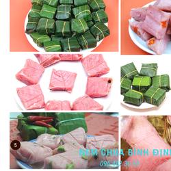 Nem Chua chợ Huyện - Bình Định