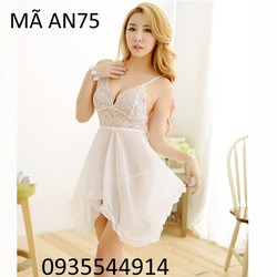 Váy ngủ sexy cao cấp Hàn Quốc AN75