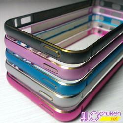 Viền nhôm giả iPhone 6 cho iPhone 5 5s