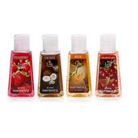 Bộ 4 chai gel rửa tay khô Lamcosmé hương trái cây 60ml x 4