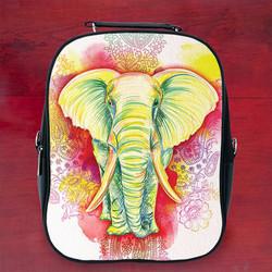 Balo hình thú con voi đẹp k1 - Size Nhỏ