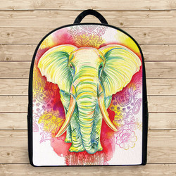 Balo hình thú con voi đẹp k3 - Size Nhỏ