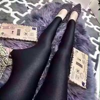 Quần nhũ legging bì thư siêu HOT