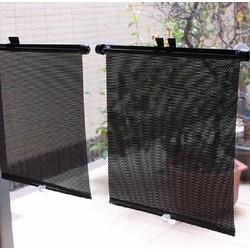 Bộ 2 màn che chống nắng tự động điều chỉnh kích thước