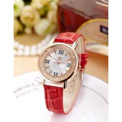 Đồng hồ nữ sành điệu cho bạn gái thêm phần trẻ trung