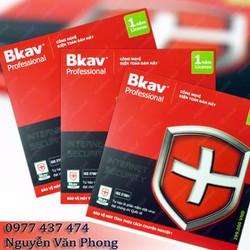Phần mềm diệt Virus BKAV Internet Security