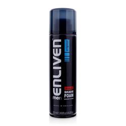 Kem cạo râu dạng bọt Enliven Mens Regular Shave Foam 250ml