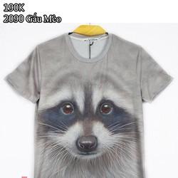 áo thun 3d nam 2090