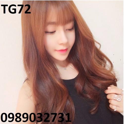 Tóc giả cực đẹp Hàn Quốc - TG72