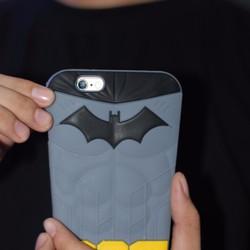 Ốp thú nổi 3D siêu nhân Batman IPHONE 5s
