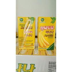 Sữa đậu nành Chuối Hàn Quốc- 1 hộp 195ml