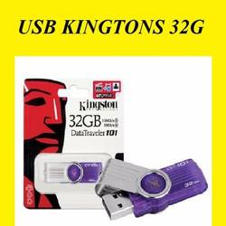 USB KINGTONS 32G GIÁ KHUYẾN MÃI Tha hồ lưu trữ