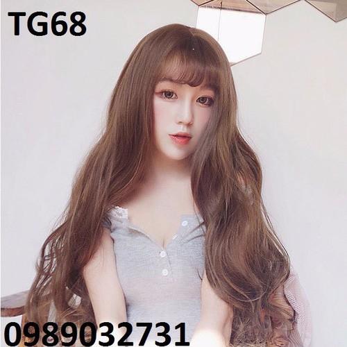 Tóc giả Hàn Quốc cực đẹp - TG68
