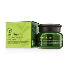 Kem Dưỡng Da The Green Tea Seed Cream Innisfree