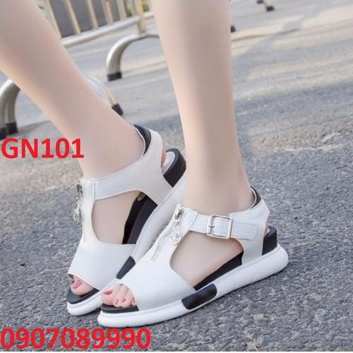 Giày sandal nữ Hàn Quốc - GN101 - 4058956 , 3983103 , 15_3983103 , 326000 , Giay-sandal-nu-Han-Quoc-GN101-15_3983103 , sendo.vn , Giày sandal nữ Hàn Quốc - GN101