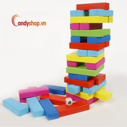 Đồ chơi rút gỗ màu nhỏ candyshop88.vn