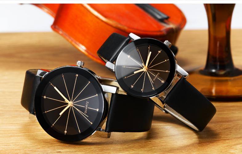 24k - Đồng hồ Thạch anh dây da Nam Nữ giá sỉ và lẻ rẻ nhất
