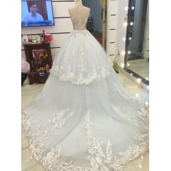áo cưới chuyên bỏ sỉ gia mềm nhất