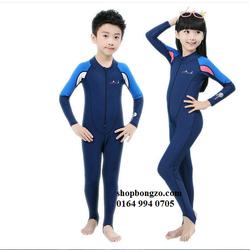 Bộ bơi cho bé BlueOcen xanh