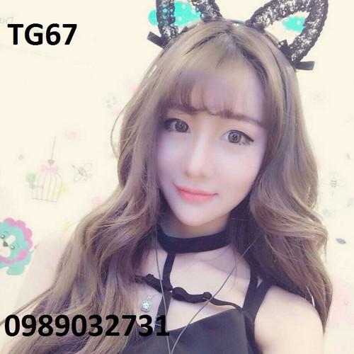 Tóc giả Hàn Quốc cực chất - TG67