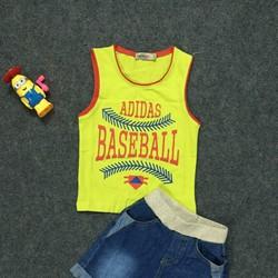 Set ao và quần jean cho bé đi chơi - Hàng VNXK