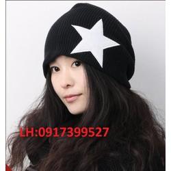 NÓN MŨ LEN NỮ HÀNG NHẬP PHONG CÁCH HÀN QUỐC W1269