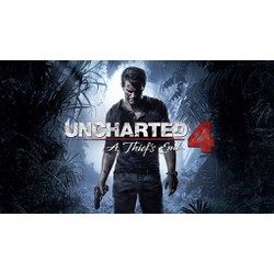 Đĩa Uncharted 4 : a thiefs end hệ US