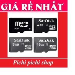 Thẻ Nhớ Micro SD 16Gb Class 10