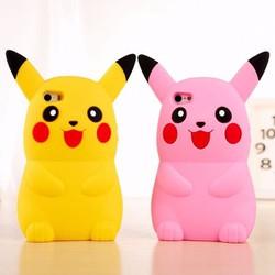 Ốp dẻo thú nổi pokemon IPHONE 5