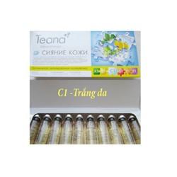 Collagen Teana C1 cải thiện da sạm màu làm da sáng chống lão hóa Nga