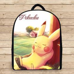 Balo hình pikachu dễ thương đẹp  k3 - Size lớn