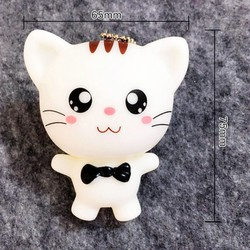 Móc Khóa Mèo Hoạt Hình Dễ Thương K32