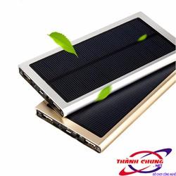 Pin sạc dự phòng năng lượng mặt trời 20.000 mAh cao cấp