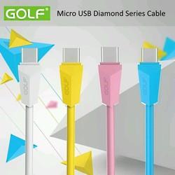 Cáp sạc Micro USB GOLF Chính hãng