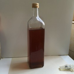 chai thủy tinh 1000ml