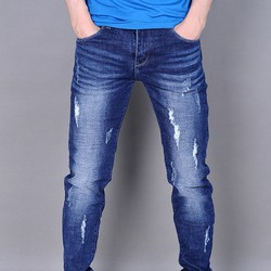 Quần Jeans nam skinny rách bụi DSQUARED