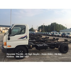 Xe tải Hyundai HD600