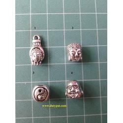 Set mặt và ống xỏ Phật làm vòng handmade
