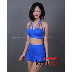 Bikini quần dạng váy