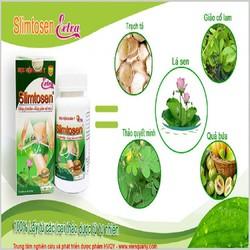 Giảm cân Slimtosen Extra an toàn đặc biệt với phụ nữ cho con bú HVQY